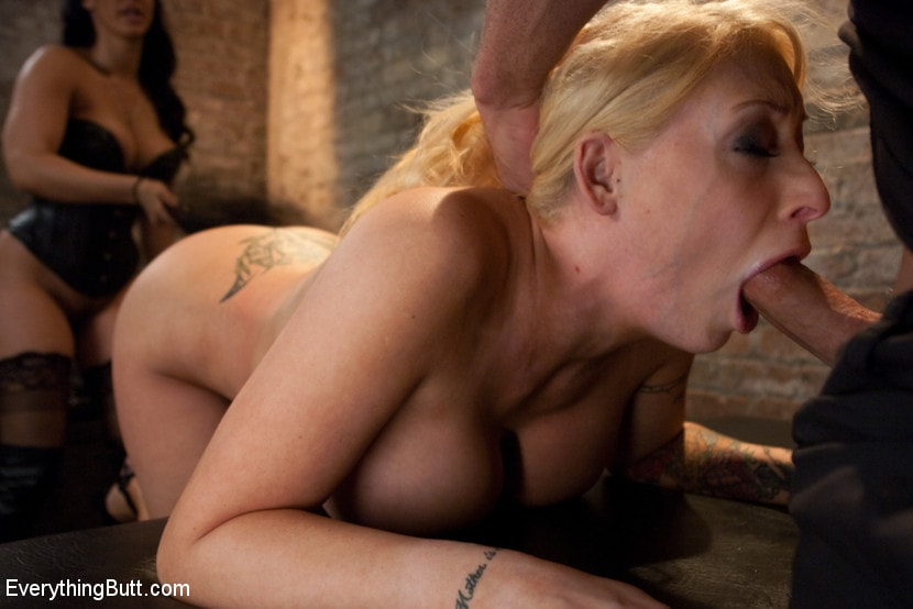 Kink 'Candy Manson's Anal Domination' starring Isis Love (Photo 18)