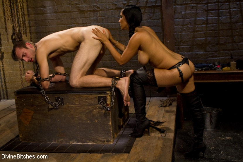 Kink 'Dream Come True' starring Isis Love (photo 3)