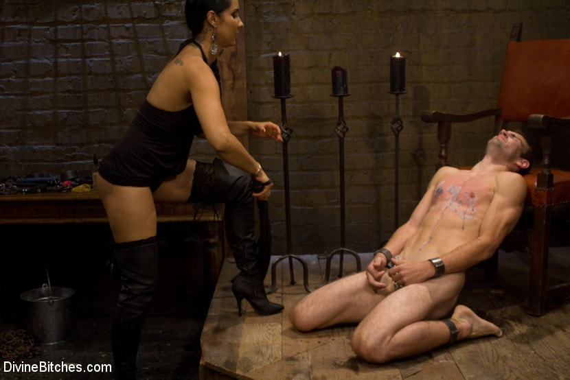 Kink 'Dream Come True' starring Isis Love (photo 16)
