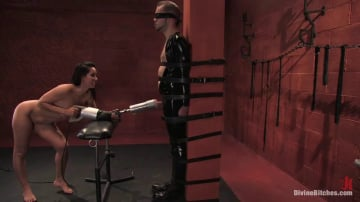 Isis Love - The Adjustment of Wolf Hudson: Episode 2 EXTREME tease and denial