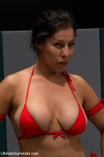 Bella Rossi - Spanish wrestlers 1st US match. Takes on our 2nd ranked wrestler Winner decided by only 15pts! (Thumb 10)