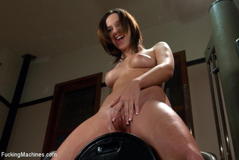 Kink 'Ass, Ass, Ass, Ass Getting Machine Pounded, Ass in Your Face, Ass. Perfect, Round, Girl Ass' starring Jada Stevens (Photo 9)