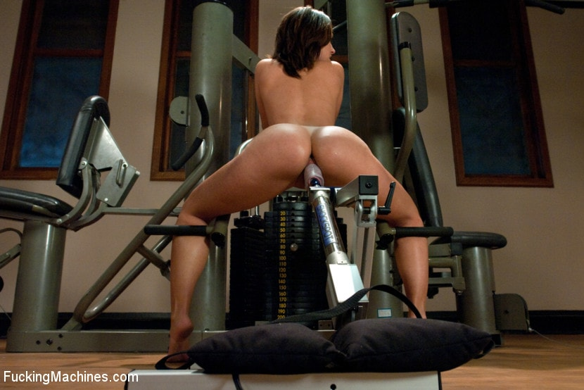 Kink 'Ass, Ass, Ass, Ass Getting Machine Pounded, Ass in Your Face, Ass. Perfect, Round, Girl Ass' starring Jada Stevens (Photo 14)