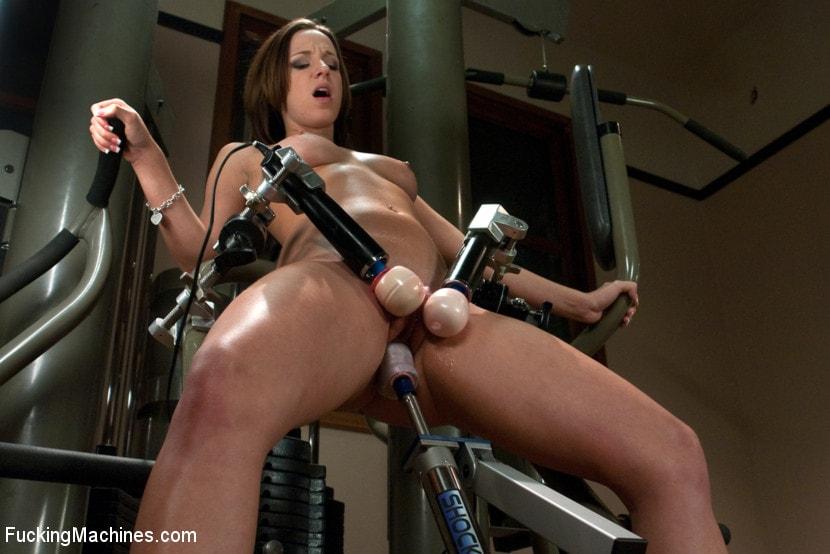 Kink 'Ass, Ass, Ass, Ass Getting Machine Pounded, Ass in Your Face, Ass. Perfect, Round, Girl Ass' starring Jada Stevens (Photo 17)