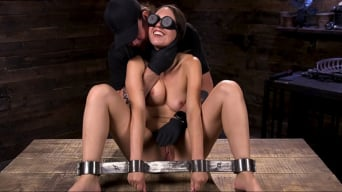 Jade Nile in 'Newbie Jade Nile Struts Her Slut Stuff'