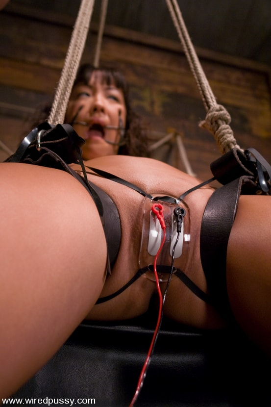 Kink 'Don't worry, it's just a little electricity!' starring Jandi Lin (Photo 2)