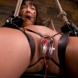 Jandi Lin in 'Kink' Don't worry, it's just a little electricity! (Thumbnail 2)