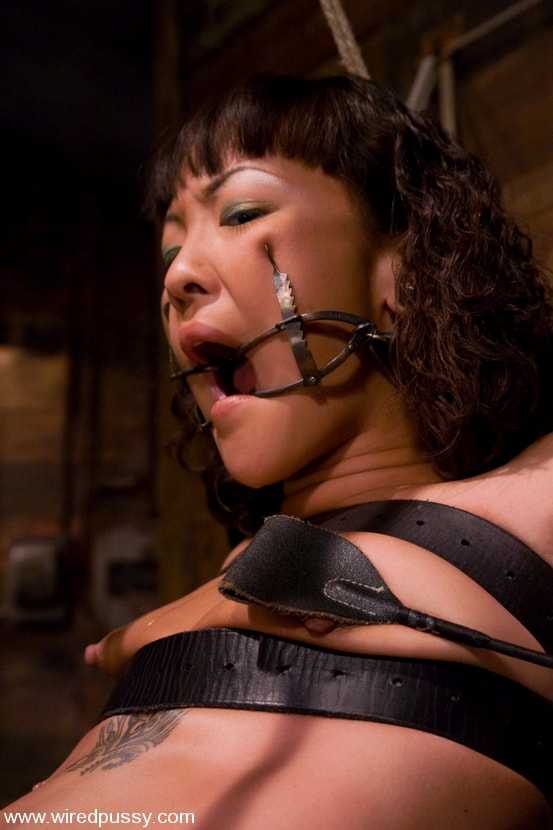 Kink 'Don't worry, it's just a little electricity!' starring Jandi Lin (Photo 4)