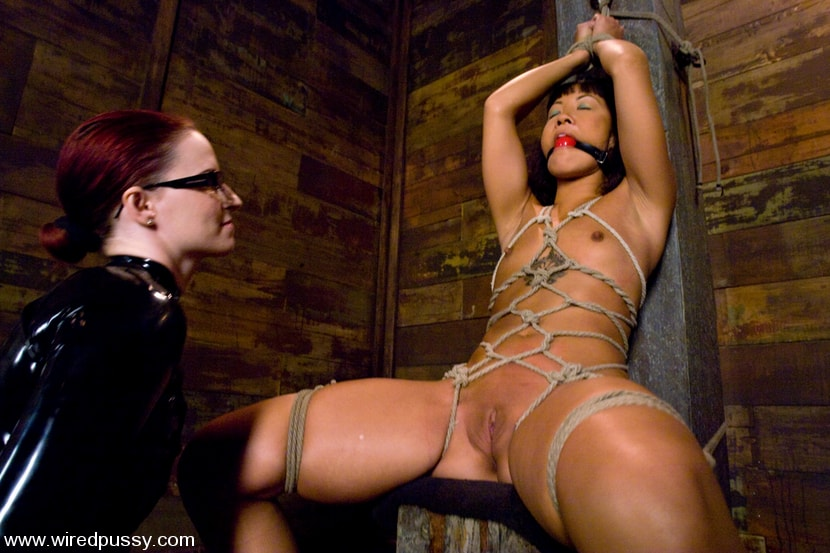Kink 'Don't worry, it's just a little electricity!' starring Jandi Lin (Photo 5)