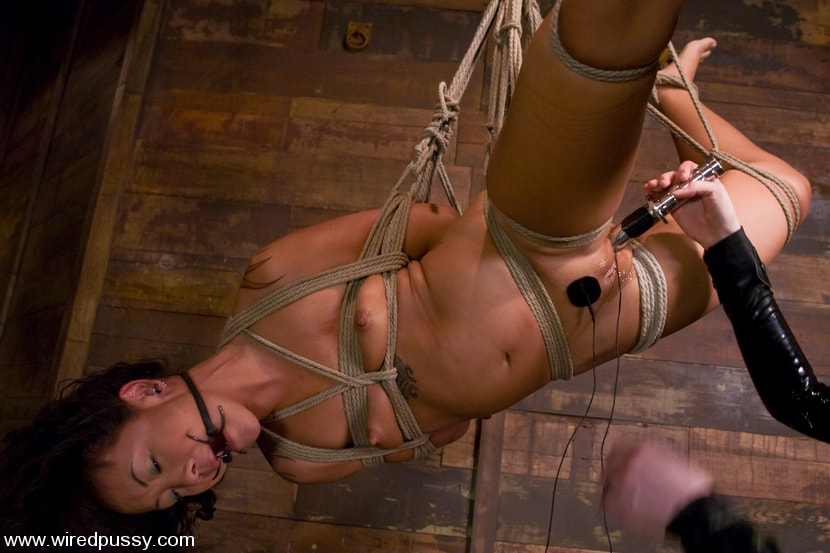 Kink 'Don't worry, it's just a little electricity!' starring Jandi Lin (Photo 11)