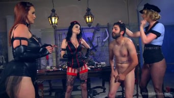 Veruca James in 'Bitchcraft: A Femdom Tea Party'