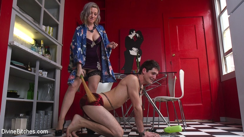 Kink 'Domestic Husband Training' starring Jessica Ryan (Photo 9)