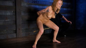 Jessie Cox in 'Day 1 Sexual Slave Training'