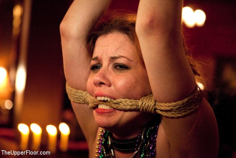 Kink 'Mardi Gras Party' starring Jessie Cox (Photo 1)