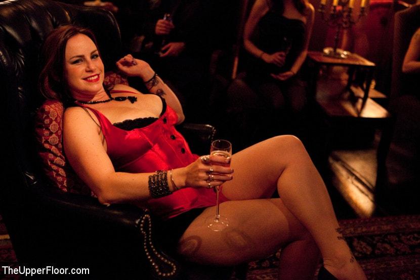 Kink 'Mardi Gras Party' starring Jessie Cox (Photo 2)