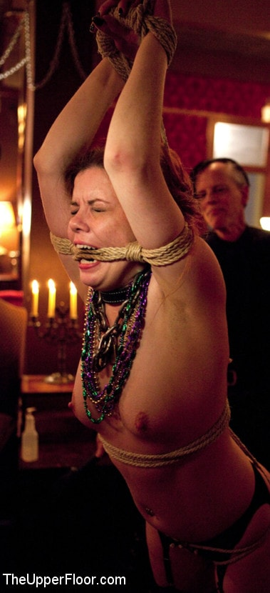 Kink 'Mardi Gras Party' starring Jessie Cox (Photo 12)