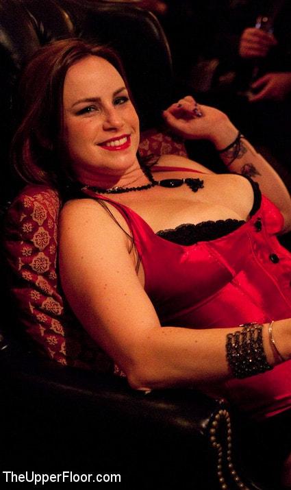 Kink 'Mardi Gras Party' starring Jessie Cox (Photo 16)