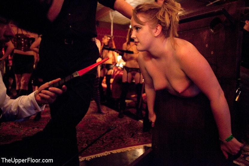 Kink 'Mardi Gras Party' starring Jessie Cox (Photo 22)