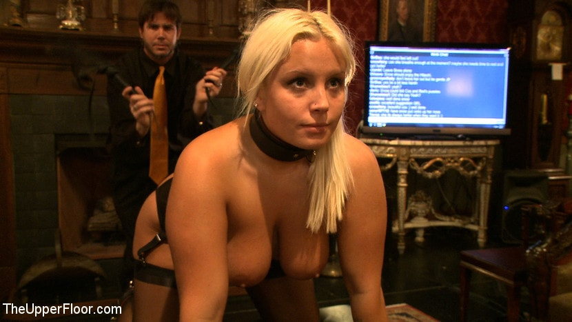 Kink 'Service Day: Pain Processing' starring Jessie Cox (Photo 6)
