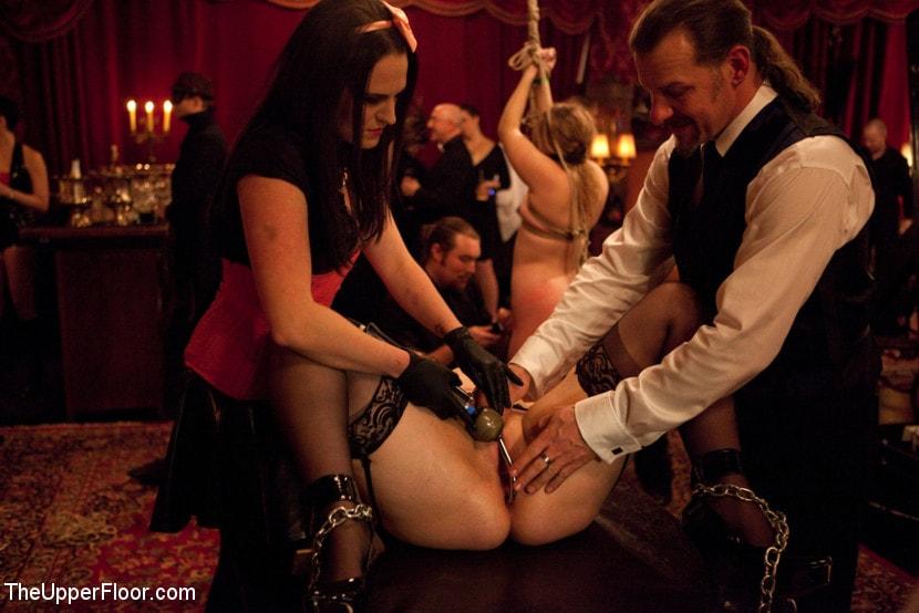Kink 'Six Slaves' starring Jessie Cox (Photo 1)