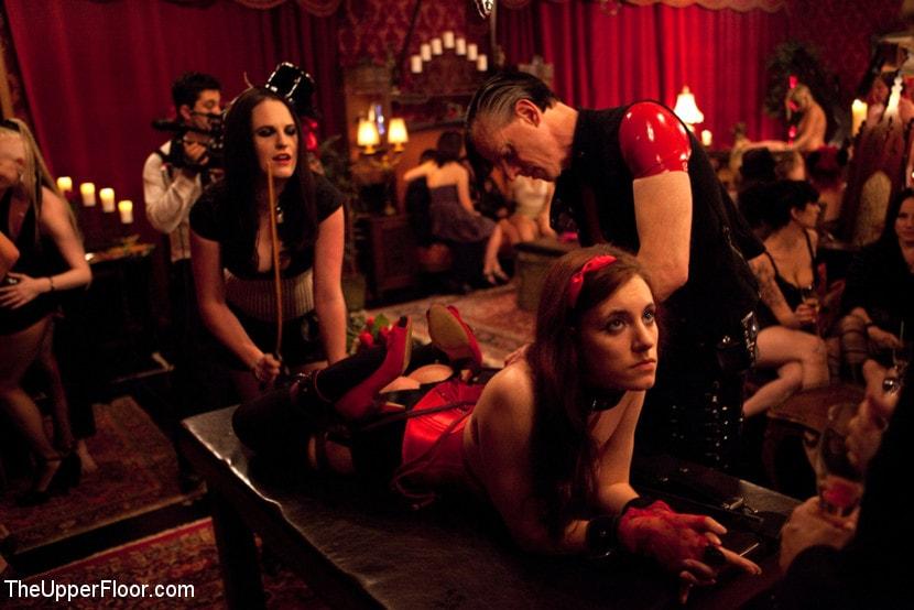 Kink 'Valentine's Day' starring Jessie Cox (Photo 7)
