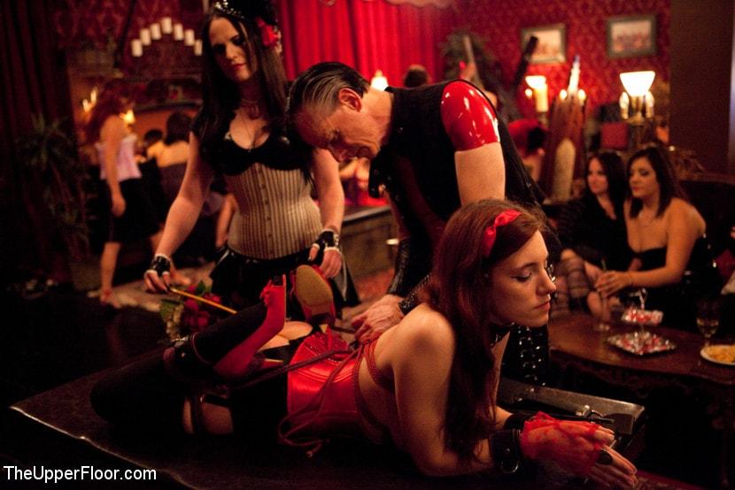 Kink 'Valentine's Day' starring Jessie Cox (Photo 19)