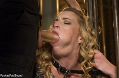 Jeze Belle - Caged Sex Slave (Thumb 07)