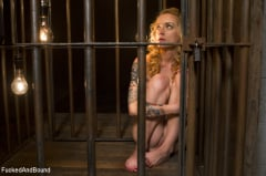 Jeze Belle - Caged Sex Slave (Thumb 08)