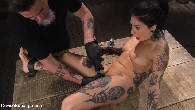 Samples Of Joanna Angel Tattoo Fetish Extre Hotscope 1