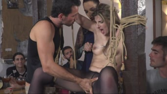 Gemma Gomory in 'Demure Pain Slut Humiliated'