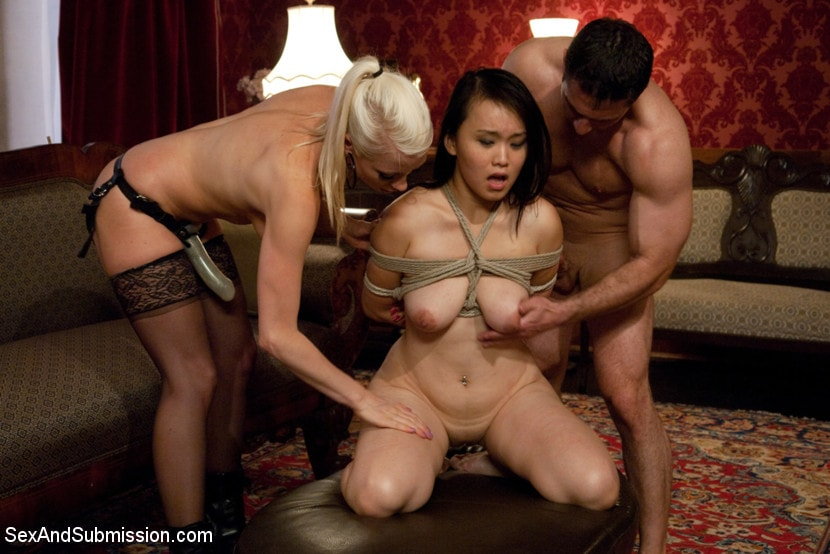 Fucked And Bound Mia Li