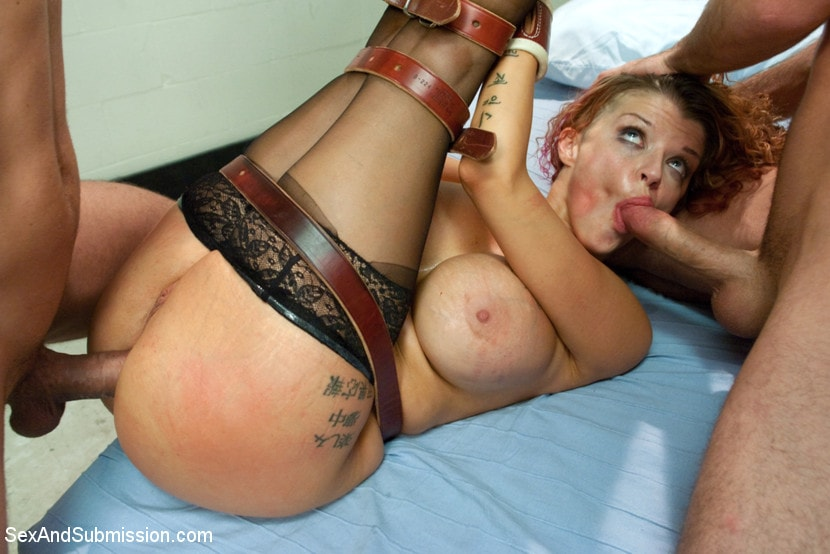 Kink 'Tiger Woods Mistress Dominated!' starring Joslyn James (photo 10)