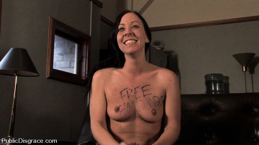 Kink '- Fisted and Fucked in the Junkyard' starring Julie Night (Photo 7)