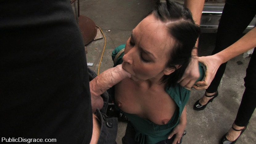 Kink '- Fisted and Fucked in the Junkyard' starring Julie Night (Photo 10)