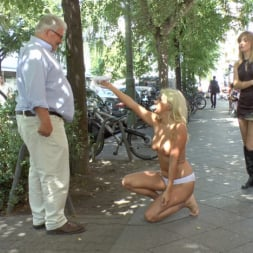 Juliette March in 'Kink' Cheap Whore Sells Her Gaping Hole to the Lowest Bidder (Thumbnail 6)