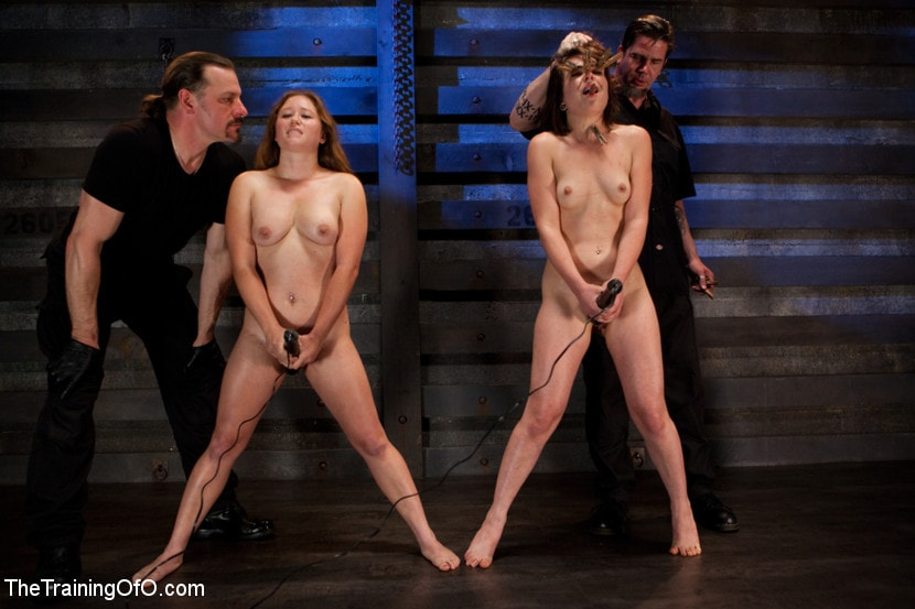 Kink 'Five Girl Intake The Elimination Begins' starring Juliette March (photo 4)