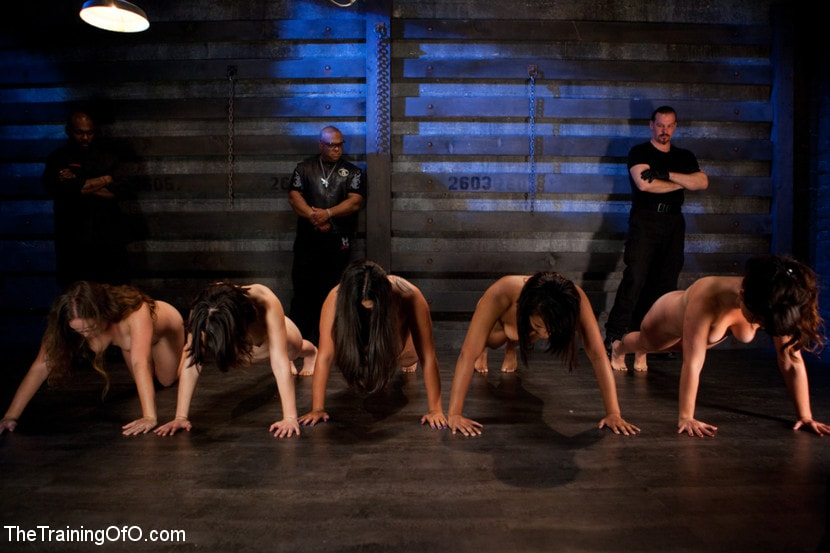 Kink 'Five Girl Intake The Elimination Begins' starring Juliette March (photo 19)