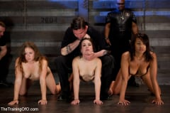 Juliette March - Five Girl Intake The Elimination Begins (Thumb 21)