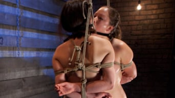 Juliette March in 'Juliette Day 2 Heavy Labor, Intense Bondage, and Brutal Torment'