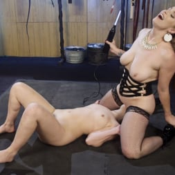 Juliette March in 'Kink' Scared Tough Electroslut Comes Hard on Electricity! (Thumbnail 4)
