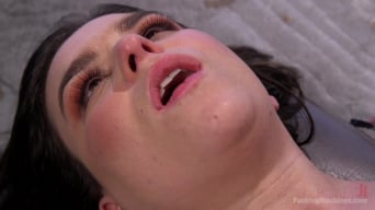 Juliette March in 'Tiny Flirt Gets All Her Holes Stuffed By Fast Fucking Machines'