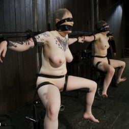 Juliette March in 'Kink' Vulnerable pain slut pussy get pulverized by the meanest machines around. (Thumbnail 3)