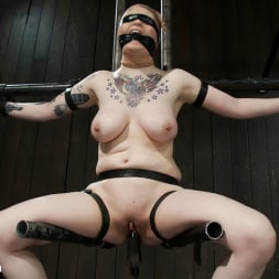 Juliette March in 'Kink' Vulnerable pain slut pussy get pulverized by the meanest machines around. (Thumbnail 6)