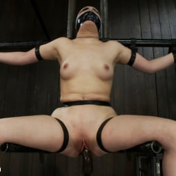 Juliette March in 'Kink' Vulnerable pain slut pussy get pulverized by the meanest machines around. (Thumbnail 11)