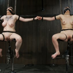 Juliette March in 'Kink' Vulnerable pain slut pussy get pulverized by the meanest machines around. (Thumbnail 12)