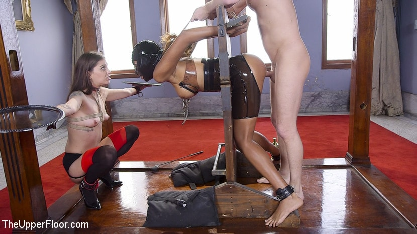 Kink 'The Sex Toy and The Whipping Girl' starring Kacie Castle (Photo 9)
