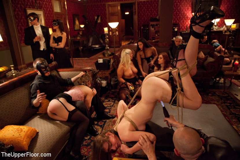 Kink 'Masters' Evening' starring Kait Snow (Photo 4)