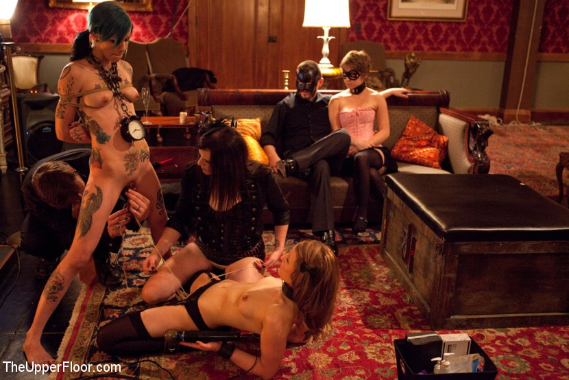 Kink 'Masters' Evening' starring Kait Snow (Photo 19)