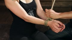 Kanso - Shibari 101 - Basic Column Ties (Thumb 09)