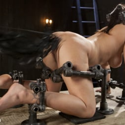 Karlee Grey in 'Kink' Big Tit Squirter Screams in Metal Bondage (Thumbnail 1)